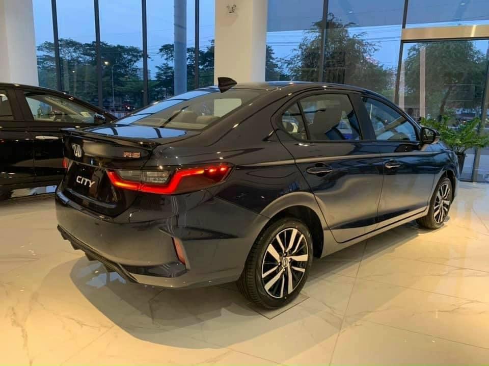 Honda City New 2021 các tỉnh, liên hệ sớm để nhận xe sớm