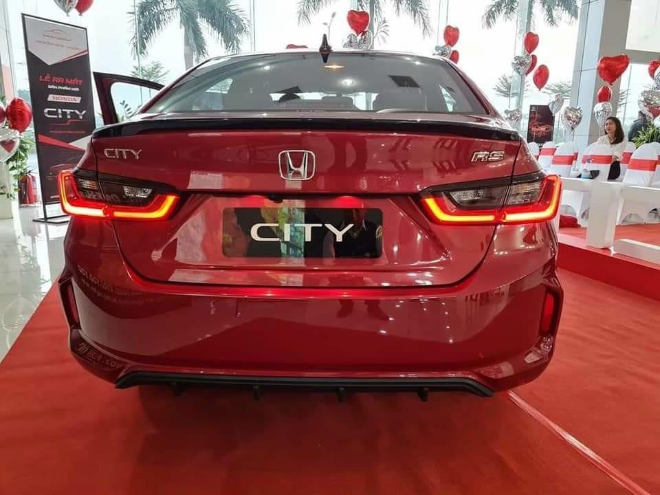 Cần bán Honda City sản xuất năm 2021, giá tốt, giao nhanh