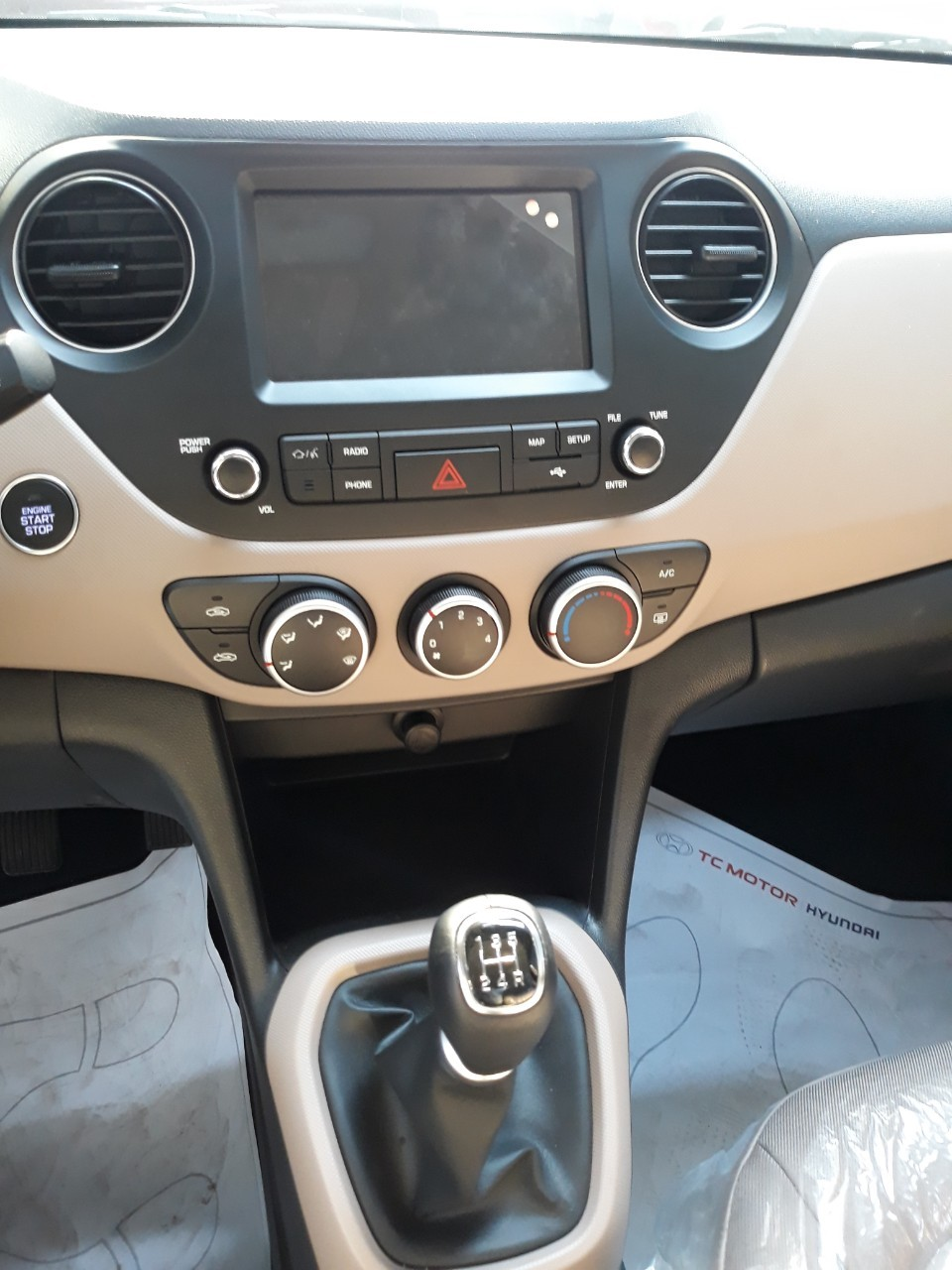 Grand i10 1.2 Sedan, giá cạnh tranh giảm giá tiền mặt, tặng 11 món phụ kiện cao cấp