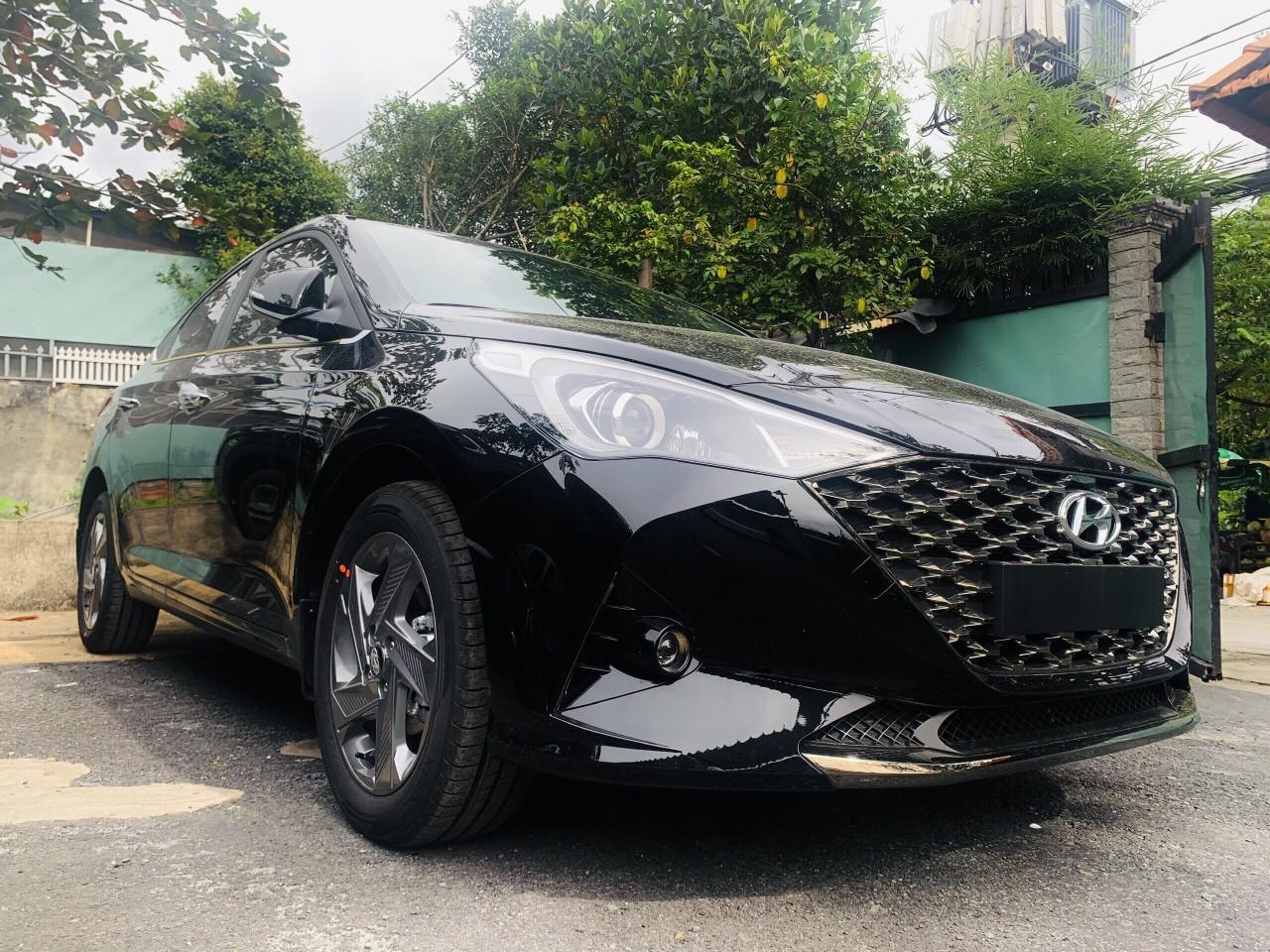 Hyundai Accent AT đặc biệt 2021, km tặng phụ kiện hấp dẫn, nhận xe chỉ 170 triệu