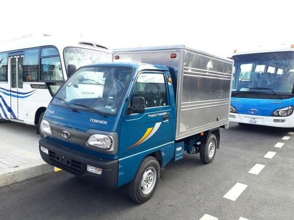 Giá xe tải 5 tạ, 9 tạ Thaco Trường Hải