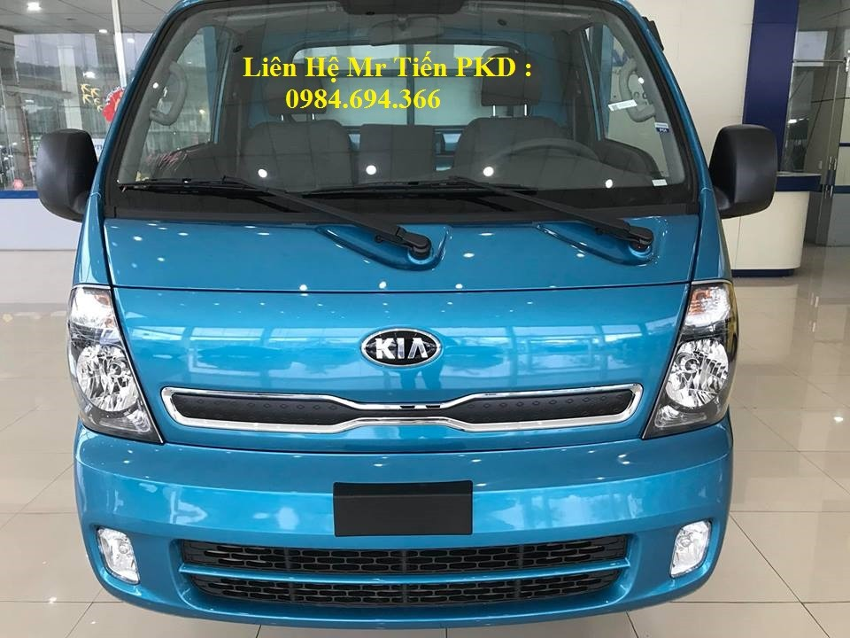 Bán xe tải Kia K200 tải trọng 1.9 tấn, máy Hyundai E4, đủ các loại thùng, hỗ trợ trả góp, giá tốt