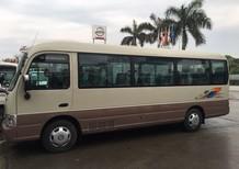 Bán xe khách Hyundai County LIMOUSINE 29 chỗ, giá rẻ cực sốc, khuyến mại hấp dẫn, mua TRẢ GÓP