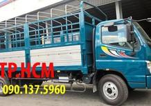 TP. HCM Thaco Ollin 700B 2017, màu xanh lục giá cạnh tranh Thùng kín inox 304
