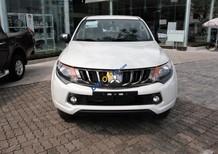 Xe bán tải Mitsubishi Triton một cầu, số tự động, giá tốt, có bán trả góp lãi suất thấp, Mr. Hưng: 0901.17.15.15