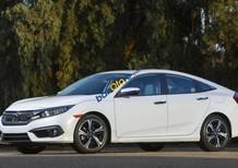 Honda Civic 1.8 AT 2018, tặng phụ kiện, có trả góp, nhận xe sớm.