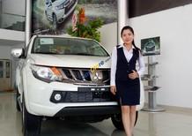 """""""Giảm sốc 2018"""" bán tải Triton Đà Nẵng, xe nhập, giảm 60 triệu, hỗ trợ mua trả góp. LH Lê Nguyệt: 0911.477.123"""