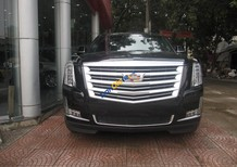 Bán Cadillac Escalade 2017, màu đen, nội thất đen