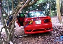 Bán xe Audi 80 năm 2000, màu đỏ, nhập khẩu