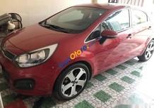 Cần bán Kia Rio đời 2012, màu đỏ, giá tốt