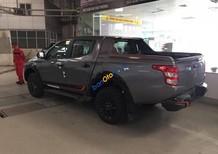 Bán Mitsubishi Triton Athlete 2018, màu xám, xe nhập