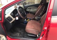 Bán Kia Rio sản xuất 2014, màu đỏ, xe nhập