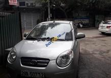Bán xe Kia Morning năm sản xuất 2011, màu bạc