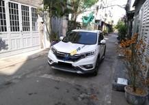 Bán Honda CR V 2.4AT sản xuất 2016, màu trắng