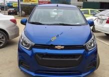 Bán ô tô Chevrolet Spark Dou đời 2018, màu xanh dương