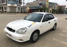 Bán Daewoo Nubira sản xuất 2001, màu trắng