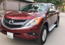 Bán Mazda BT 50 sản xuất 2013 màu đỏ, nhập khẩu nguyên chiếc