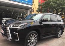 Chính chủ bán Lexus LX 570 đời 2016, màu đen, nhập khẩu
