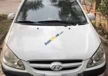 Chính chủ bán Hyundai Getz năm 2007, màu bạc, nhập khẩu