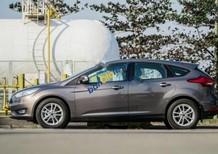 Bán Ford Focus sản xuất 2017, màu nâu như mới