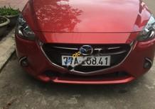Cần bán lại xe Mazda 2 2016, màu đỏ giá cạnh tranh