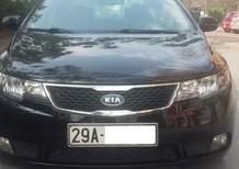 Bán Kia Cerato màu đen, sản xuất 2011 xe nhập khẩu, phiên bản xuất châu Âu