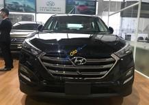 Cần bán Hyundai Tucson đời 2018, màu đen