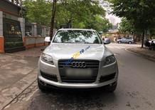 bán xe Audi Q7 2009 số tự động màu bạc nhập khẩu