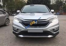 Bán Honda CR V sản xuất 2015, màu bạc