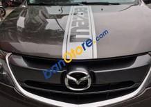 Bán Mazda BT 50 4WD MT 2.2L 2016, màu nâu