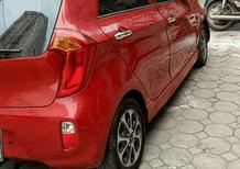 Bán ô tô Kia Morning 1.0 sản xuất 2012, màu đỏ, xe nhập