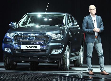 Có nên mua xe bán tải Ford Ranger để chạy trong thành phố