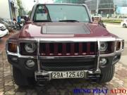 Cần bán Hummer H3 3.6 đời 2008, màu đỏ, nhập khẩu chính hãng