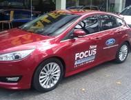 Xe Ford Focus 1.5L Ecoboost Sport 5 cửa 2017, giá 760 triệu, ô tô Sài Gòn