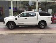 Ford Ranger 2017 tặng nắp thùng, Film, lót sàn, xe giao ngay, LH: 0932 355 995