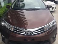 Bán xe Toyota Corolla Altis 1.8 CVT 2016, màu nâu, mới 100%. Hỗ trợ trả góp, lãi suất thấp - LH: 0906.02.6633 (Mr. Long)