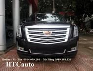 Bán Cadillac Escalade 2015 màu đen nhập Mỹ