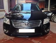 Cần bán xe Toyota Camry 2010, màu đen, xe nhập, giá 740tr
