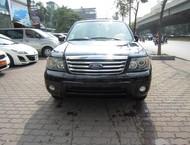 Cần bán xe Ford Escape 2008, màu đen