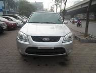 Cần bán Ford Escape 2013, màu bạc