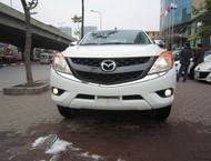 Bán ô tô Mazda BT 50 2015, màu trắng, nhập khẩu chính hãng