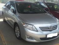 Cần bán Toyota Corolla altis G 2009, màu bạc giá 540tr