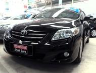 Bán xe Altis 1.8 số sàn sản xuất 2009 màu đen