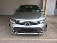 Bán xe Camry 2.5Q mới 100% sản xuất 2016 màu bạc