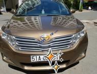 Cần bán Toyota Venza 2.7 đăng ký lần đầu 2009, màu nâu xe nhập