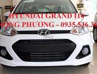 Bán ô tô Hyundai i10 2017 đà nẵng, LH 24/7: 0935.536.365 - Trọng Phương, xe chạy gia đình và dịch vụ, có xe giao ngay