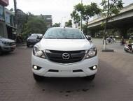 Cần bán gấp Mazda BT 50 2016, màu trắng, nhập khẩu, giá chỉ 610 triệu