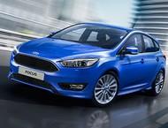 Cần bán Ford Focus TITANIUM năm 2017, màu xanh lam giá cạnh tranh