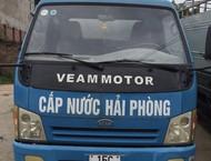 Hải Phòng bán xe tải Veam 1 tấn động cơ KIA thùng kín ,giá 125 triệu 0888.141.655