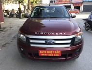 Cần bán xe Ford Ranger 2014, màu đỏ, xe nhập